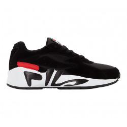 FILA, Mindblower, Black / white / fila red