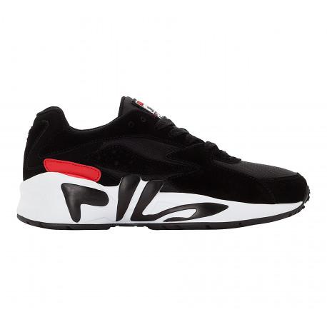 Mindblower - Black / white / fila red