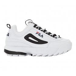 FILA, Disruptor cb low wmn, White / black