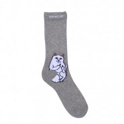 RIPNDIP, Lord nermal socks, Heather grey