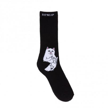 Lord nermal socks - Black