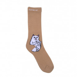 RIPNDIP, Lord nermal socks, Tan