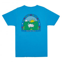 RIPNDIP, Two nermals tee, Light blue