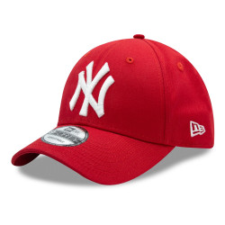 NEW ERA, 940 leag basic neyyan, Scarlet/white