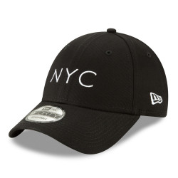NEW ERA, Ne essential 9forty newera, Blkwhi