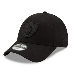 NEW ERA, 9forty snapback 2 oakrai, Blkblk