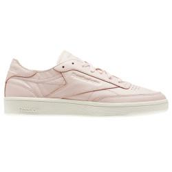 REEBOK, Club c 85 dcn, Luna pink/chalk