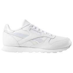 REEBOK, Classic leather, White/white