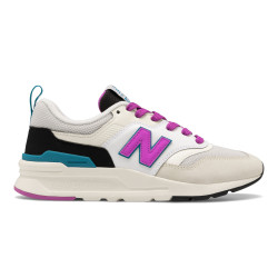 NEW BALANCE, Cw997 b, White/purple
