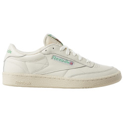 REEBOK, Club c 1985 tv, Chalk/paperwhite/gree