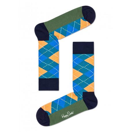 Argyle sock - 7300