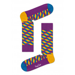 HAPPY SOCKS, Filled optic sock, 6701