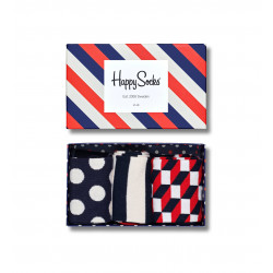 HAPPY SOCKS, Stripe gift box, 6000
