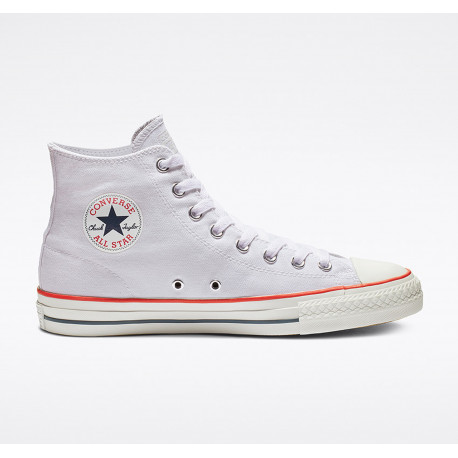 Chuck taylor all star pro hi - White/red/insignia blue