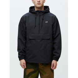 OBEY, Recess anorak, Black