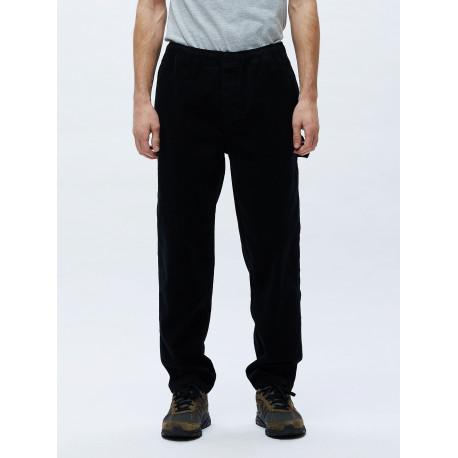 Easy corduroy carpenter pant - Black