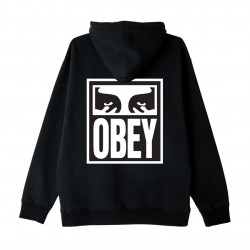 OBEY, Obey eyes icon 2, Black