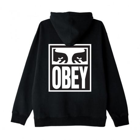 Obey eyes icon 2 - Black