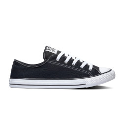 CONVERSE, Chuck taylor all star dainty ox, Black/white/black