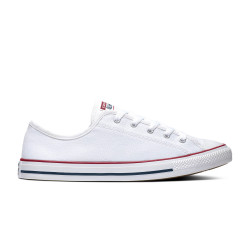 CONVERSE, Chuck taylor all star dainty ox, White/red/blue