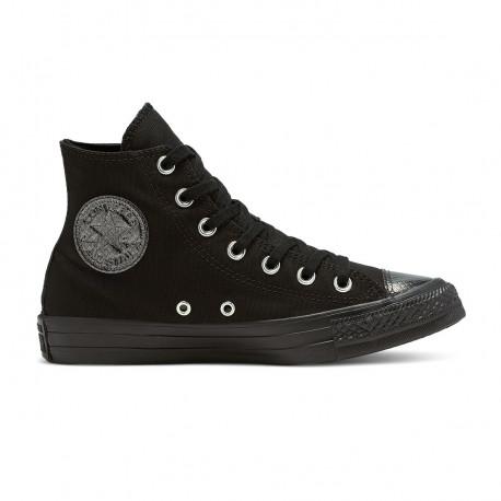 Chuck taylor all star hi - Black/black/black
