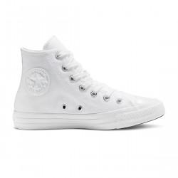 CONVERSE, Chuck taylor all star hi, White/white/white