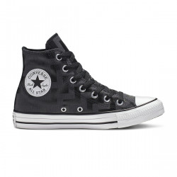 CONVERSE, Chuck taylor all star hi, Black/almost black/white