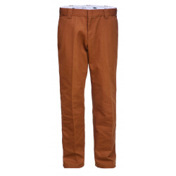 DICKIES, Slim fit work pnt, Brown duck