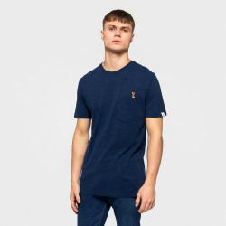 RVLT, Sverre t-shirt, Navy-mel