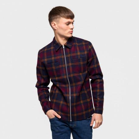 Sigurd shirt - Navy