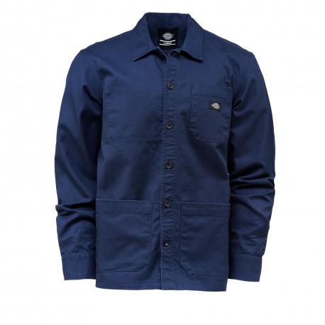 Caprock shirt - Deep blue