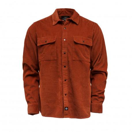 Ivel shirt - Rust