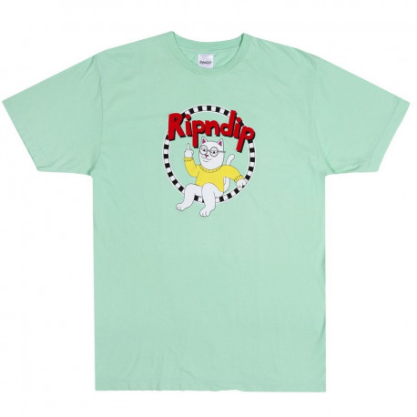 Narthur tee - Light mint