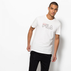 FILA, Men paul tee, Bright white