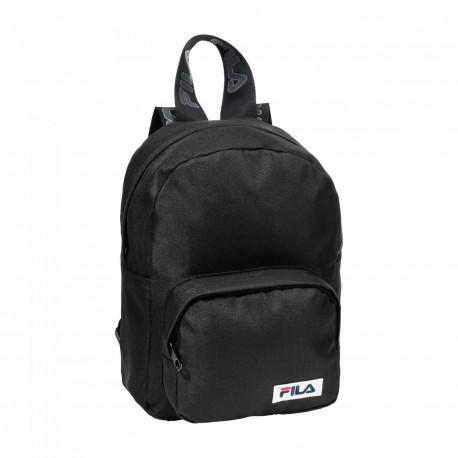 Mini strap backpack varberg - Black