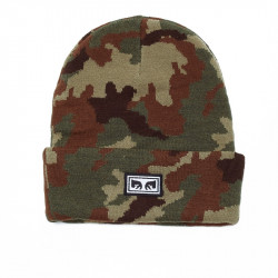 OBEY, Icon eyes beanie, Field camo