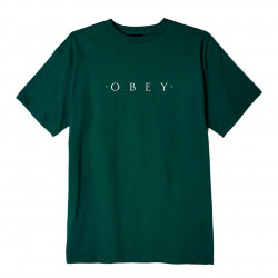 OBEY, Novel obey, Forest green