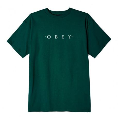 Novel obey - Forest green