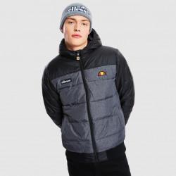 ELLESSE, Brenta padded jacket, Black