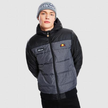 Brenta padded jacket - Black