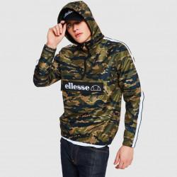 ELLESSE, Mont 2 oh jacket - camo, Camo