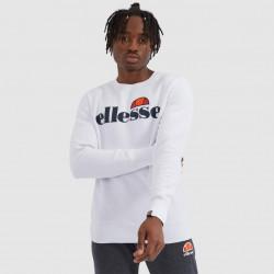 ELLESSE, Sl succiso sweatshirt, White
