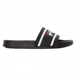 FILA, Morro bay slipper, Black