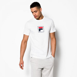 FILA, Evan tee ss, Bright white