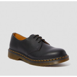 DR. MARTENS, 1461, Black smooth