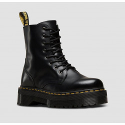 DR. MARTENS, Jadon, Black polished smooth