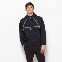 FILA, Men astor batwing jacket, Black