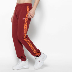 FILA, Men tadeo tape sweat pant, Merlot