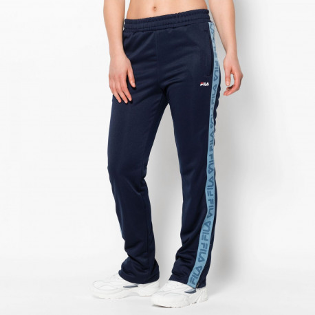 Women thora track pants - Black iris