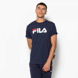 FILA, Classic pure tee ss, Black iris